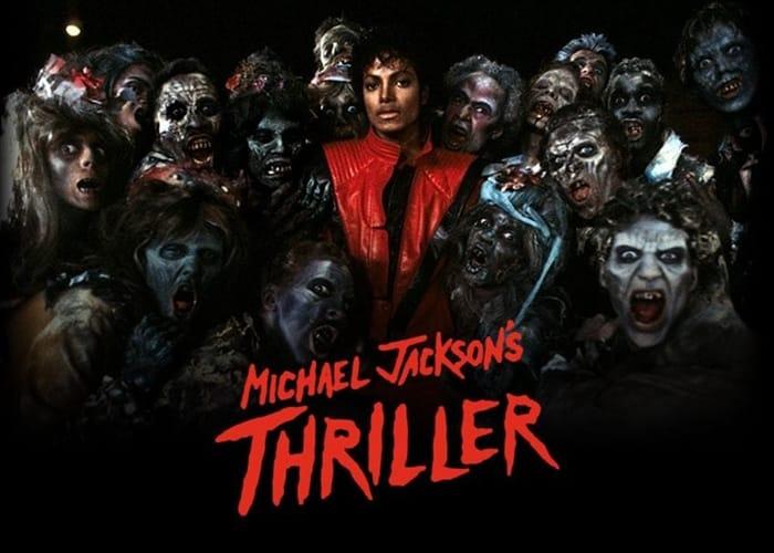 Discos más vendidos - Thriller