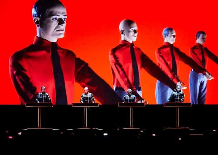 Grupo influyente - Kraftwerk