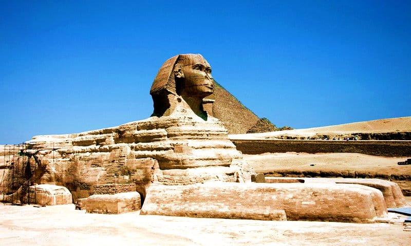 Esfinge escultura famosa
