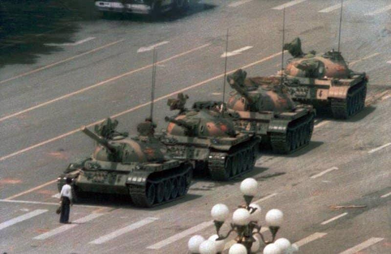 Hombre del tanque, el rebelde desconocido