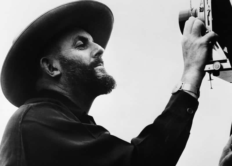 Ansel Adams - fotógrafos más famosos del mundo