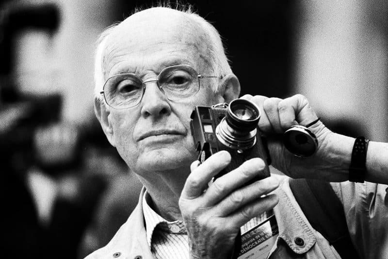 Henri Cartier Bresson fotógrafo