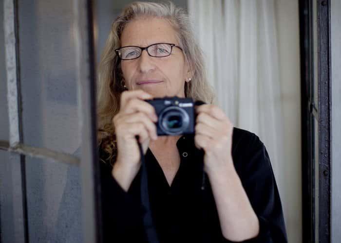 Fotógrafos más importantes del mundo - Annie Leibovitz
