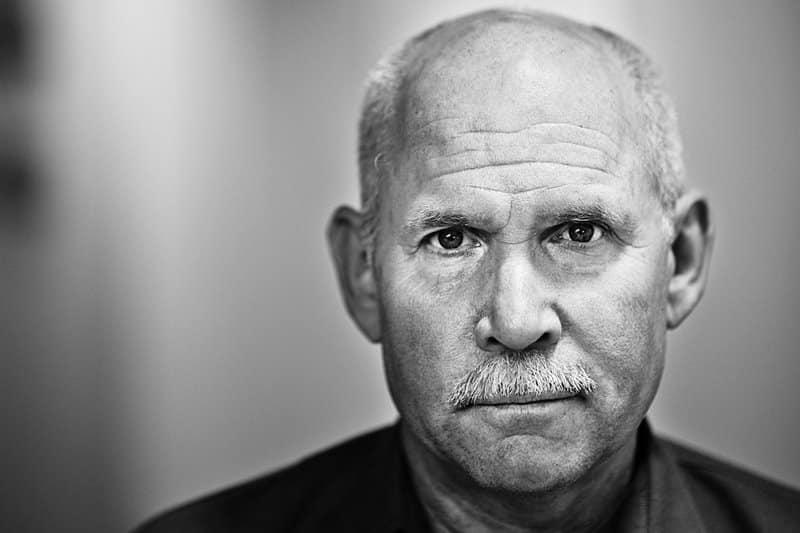 Steve McCurry uno de los fotógrafos más famosos del mundo