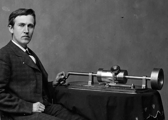 Inventos de Thomas Alva Edison