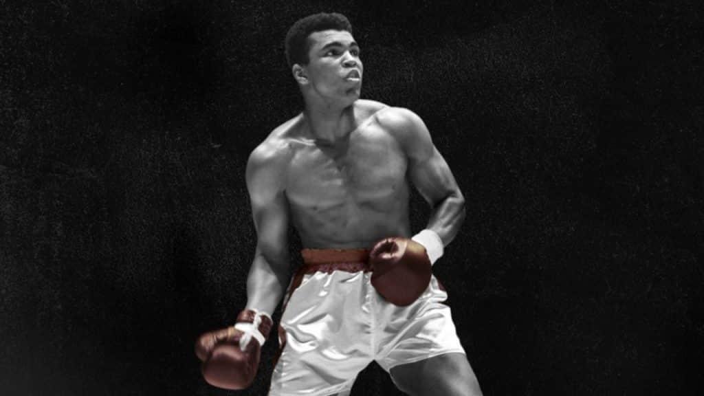 Muhammad Ali el mejor boxeador de la historia