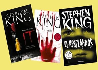 Mejores libros de Stephen King