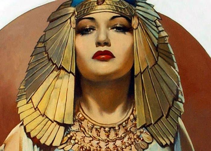 Cleopatra de Egipto mujer importante