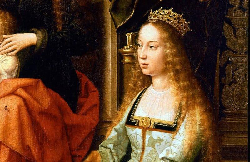Mujeres más influyentes de la historia - Isabel la católica