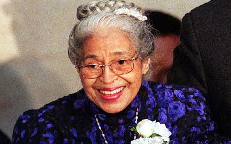 Mujeres más importantes - Rosa Parks