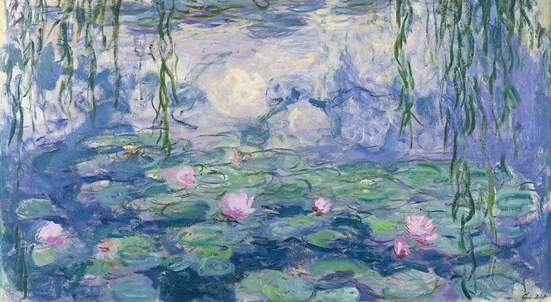 Claude Monet - Cuadro famoso