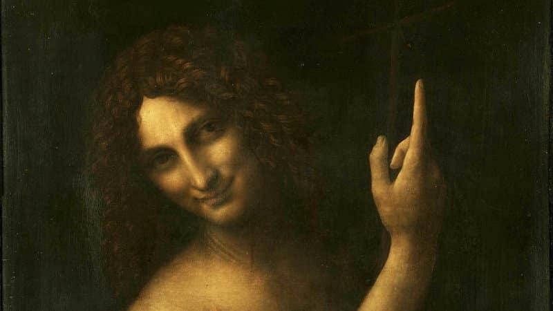 Pintores más famosos del mundo - Leonardo da Vinci