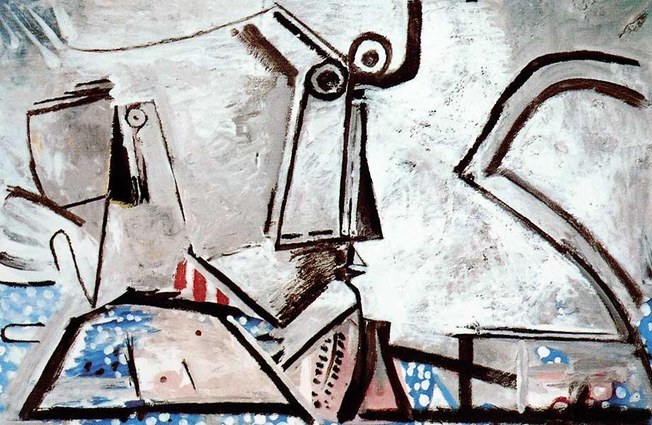 Última obra de Pablo Picasso