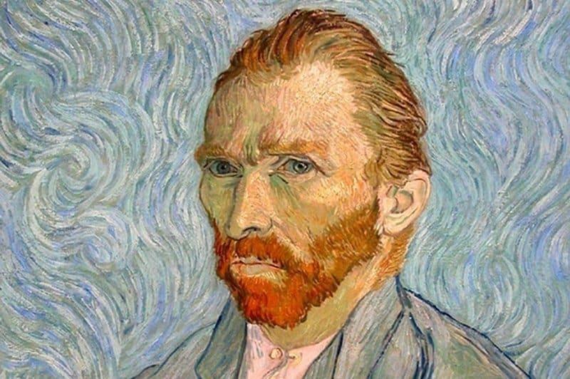 Vincent Van Gogh retrato