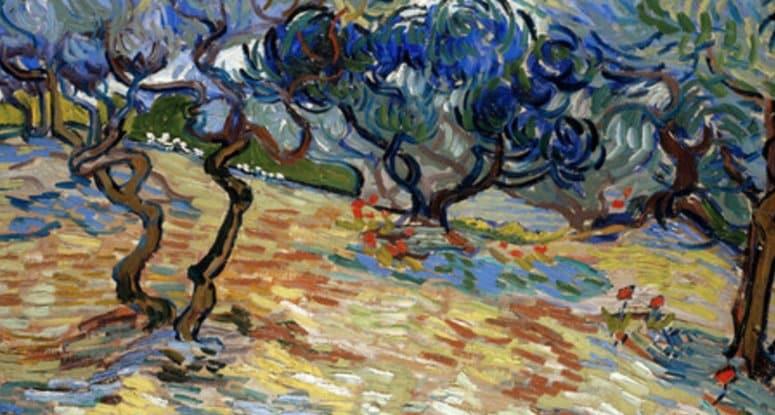 Vincent Van Gogh obra de arte