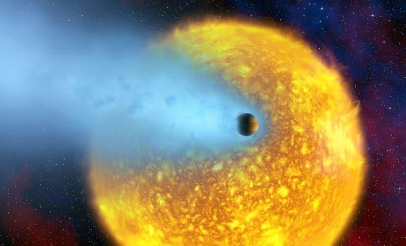 Planeta osiris HD-209458b planetas más curiosos del universo