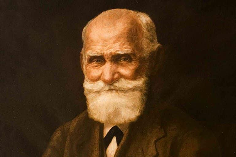 Psicólogos rusos famosos Iván Pávlov