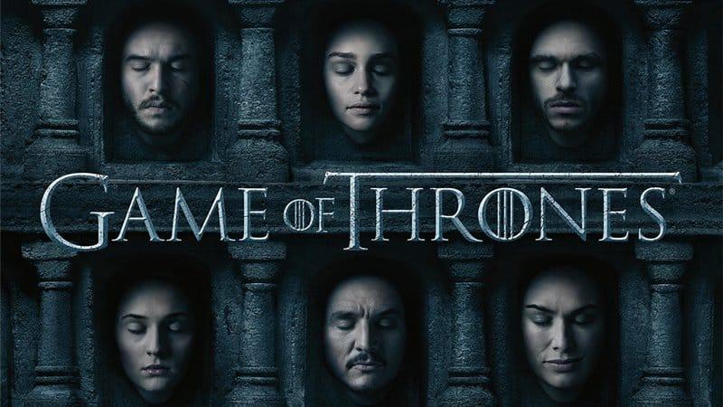 Series más vistas del mundo - Game of Thrones