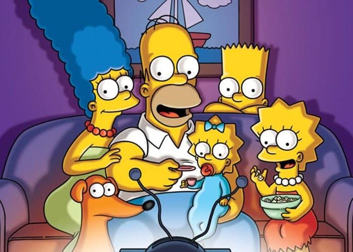 The Simpsons - Series más vistas de la historia