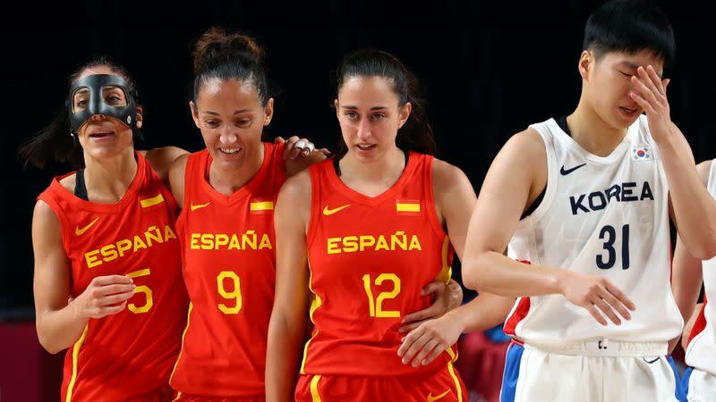 Baloncesto es el segundo deporte más popular y seguido de España