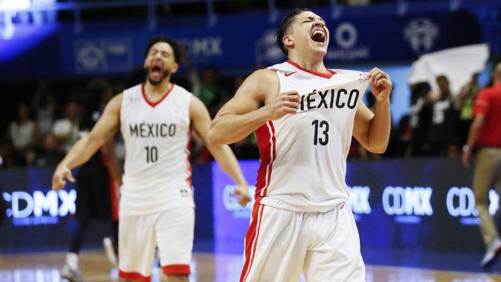 Baloncesto deporte popular en México