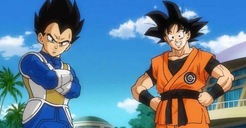 Animes más populares del mundo Dragon Ball