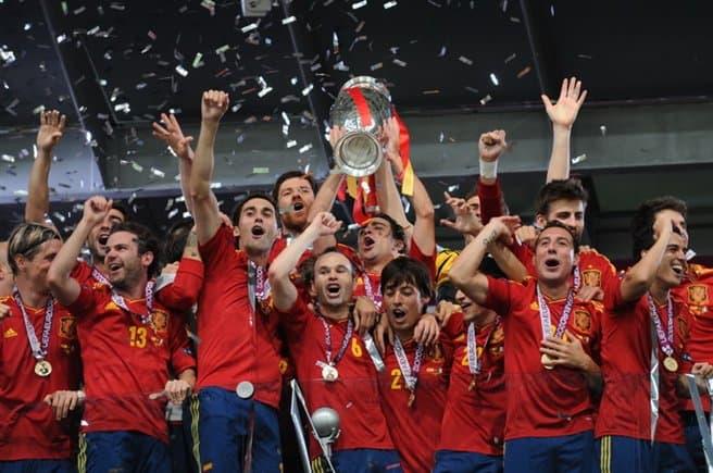 Fútbol deporte más popular y seguido en España