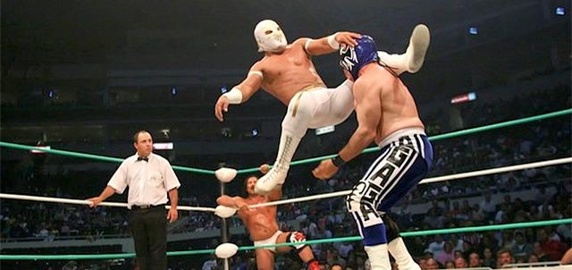 Lucha libre de México deporte popular