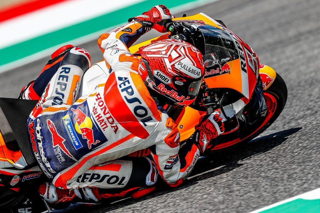 Marc Márquez MotoGP deporte popular en España