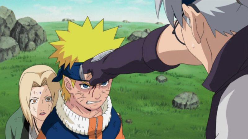 Animes más vistos del mundo Naruto