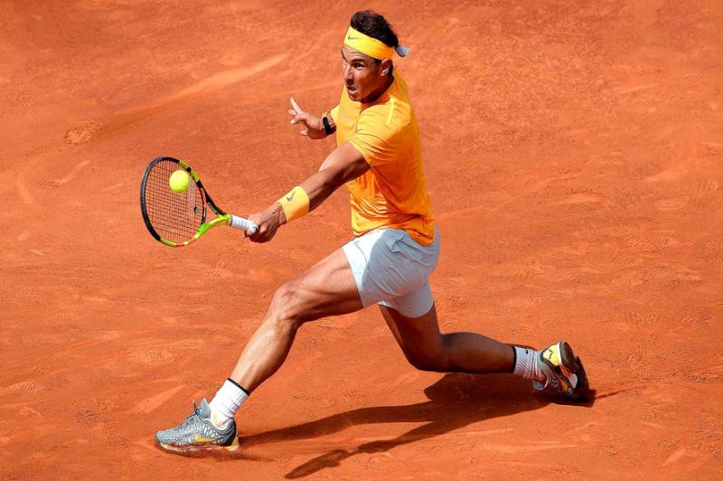 El tenis es el tercer deporte más popular en España